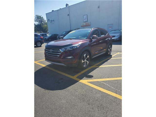 2017 Hyundai Tucson Limited w/Ultimate Package AWD (Stk: p20-115) in Dartmouth - Image 1 of 13