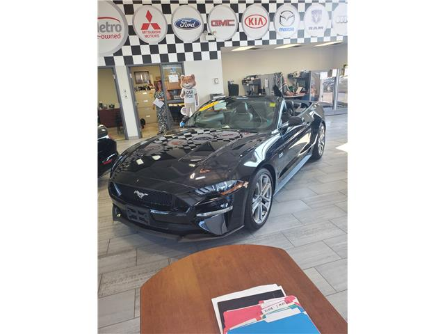 2018 Ford Mustang GT Convertible (Stk: p20-195) in Dartmouth - Image 1 of 12