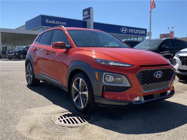 2018 Hyundai Kona 1.6T Ultimate (Stk: B7662) in Saskatoon - Image 1 of 17