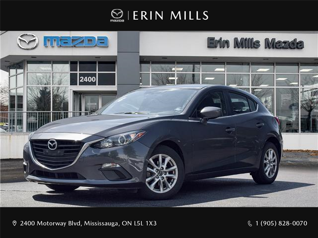 2016 Mazda Mazda3 Sport GS (Stk: 20-0499A) in Mississauga - Image 1 of 24