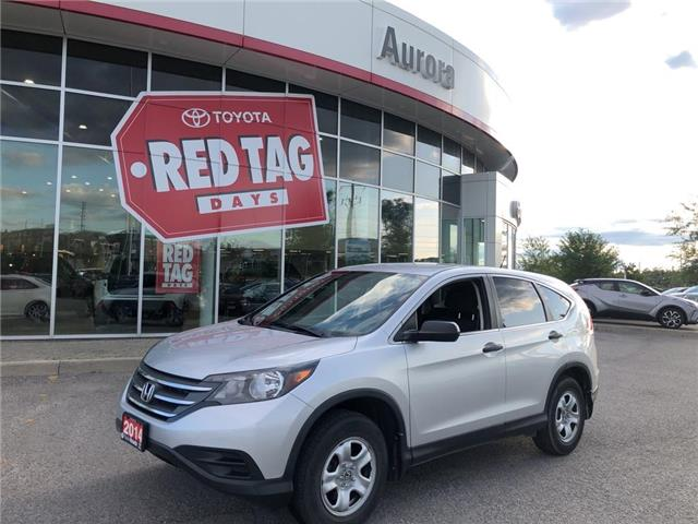 2014 Honda CR-V LX (Stk: 319271) in Aurora - Image 1 of 22