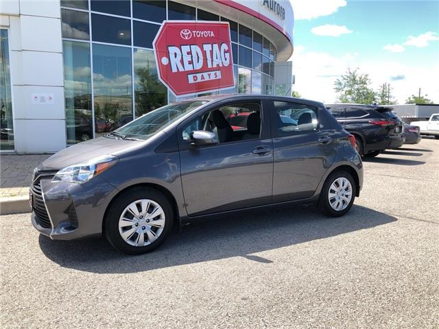 2015 Toyota Yaris LE (Stk: 319441) in Aurora - Image 1 of 20