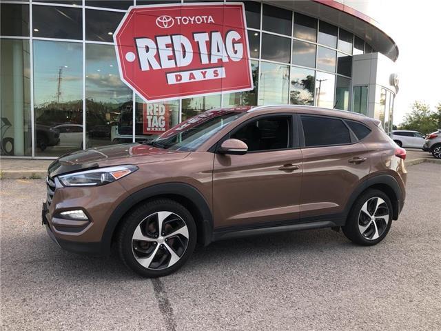 2016 Hyundai Tucson  (Stk: 6664) in Aurora - Image 1 of 22