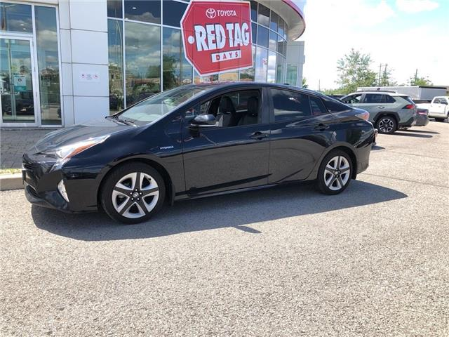 2016 Toyota Prius Technology (Stk: 317151) in Aurora - Image 1 of 16