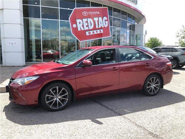 2016 Toyota Camry XSE (Stk: 318341) in Aurora - Image 1 of 30