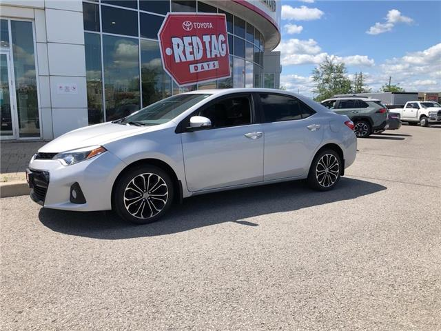 2015 Toyota Corolla S (Stk: 316961) in Aurora - Image 1 of 22