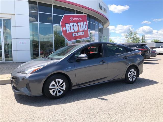 2017 Toyota Prius Technology (Stk: 318862) in Aurora - Image 1 of 23
