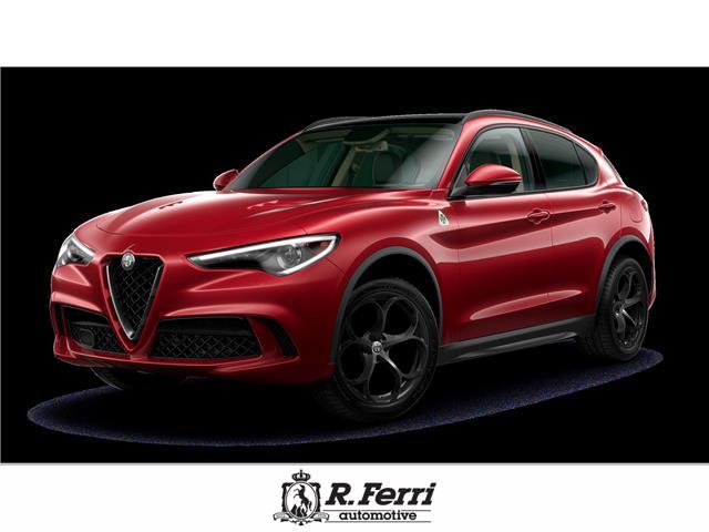 2020 Alfa Romeo Stelvio Quadrifoglio (Stk: ) in Oakville - Image 1 of 1