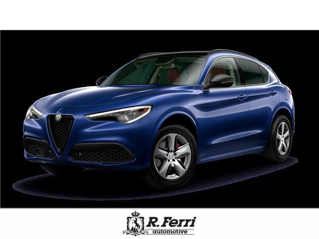 2020 Alfa Romeo Stelvio ti (Stk: ) in Woodbridge - Image 1 of 1