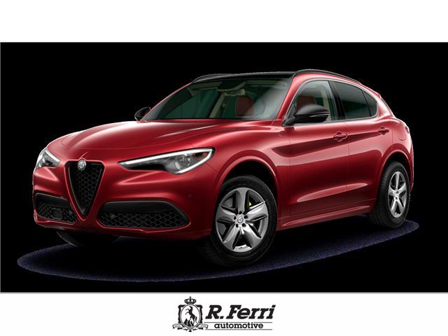 2020 Alfa Romeo Stelvio ti (Stk: 631AR) in Woodbridge - Image 1 of 1