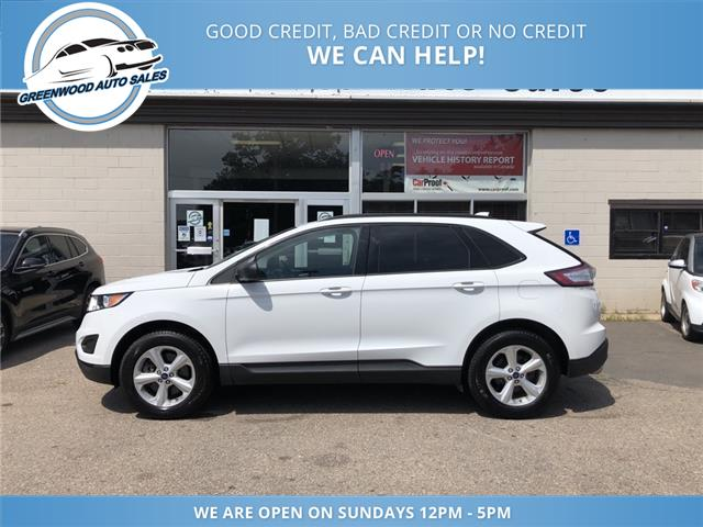 2017 Ford Edge SE (Stk: 17-38685) in Greenwood - Image 1 of 25