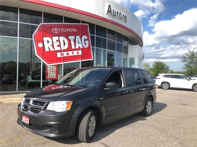 2012 Dodge Grand Caravan SE/SXT (Stk: 317921) in Aurora - Image 1 of 15