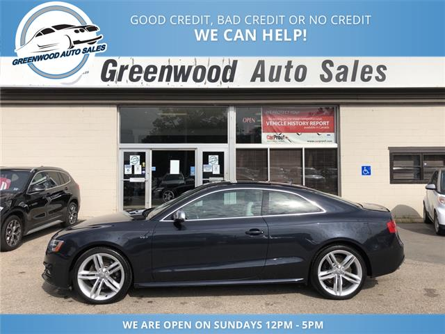2016 Audi S5 3.0T Technik plus (Stk: 16-20759) in Greenwood - Image 1 of 25