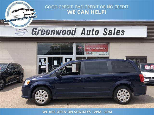 2017 Dodge Grand Caravan CVP/SXT (Stk: 17-81750) in Greenwood - Image 1 of 22