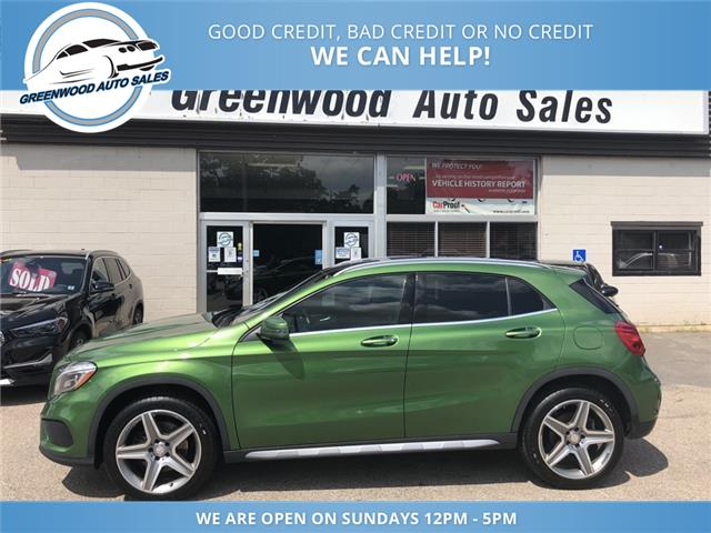 2017 Mercedes-Benz GLA 250 Base (Stk: 17-87390) in Greenwood - Image 1 of 24