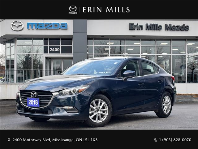 2018 Mazda Mazda3 GS (Stk: R0167) in Mississauga - Image 1 of 21