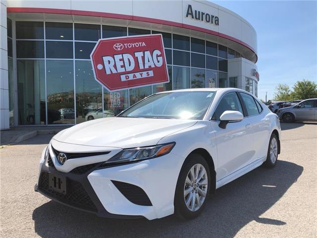 2020 Toyota Camry SE (Stk: 31558) in Aurora - Image 1 of 15