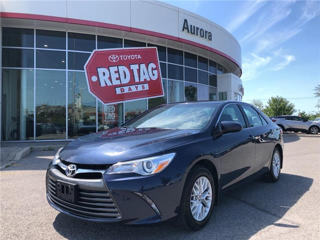 2016 Toyota Camry LE (Stk: 319421) in Aurora - Image 1 of 26