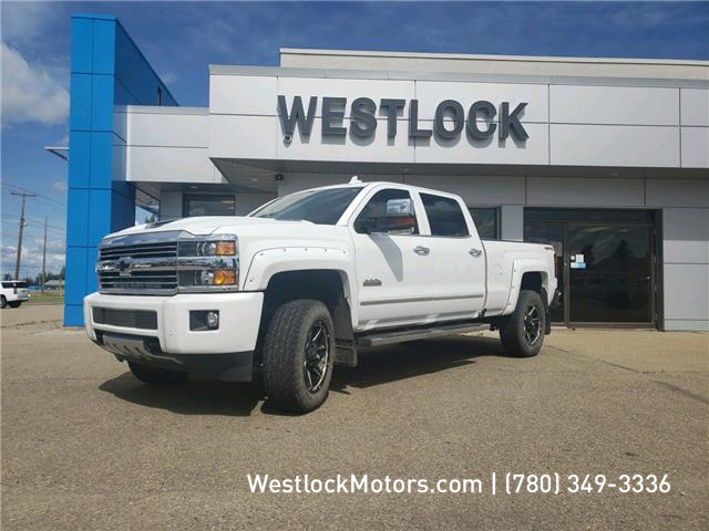 2017 Chevrolet Silverado 3500HD High Country (Stk: 20T162A) in Westlock - Image 1 of 9