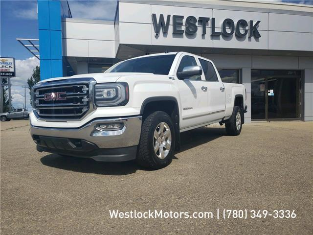 2016 GMC Sierra 1500 SLT (Stk: 20T140A) in Westlock - Image 1 of 17