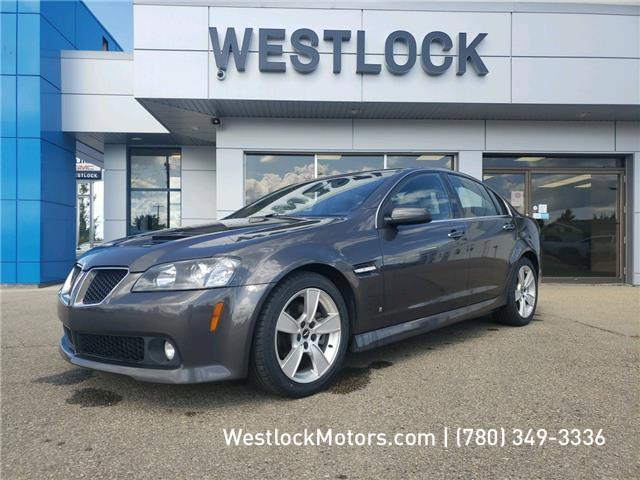 2009 Pontiac G8 GT (Stk: 46144) in Westlock - Image 1 of 13