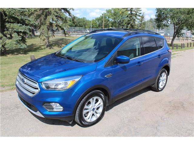 2018 Ford Escape SE (Stk: PT1897) in Regina - Image 1 of 21