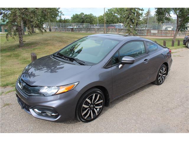 2014 Honda Civic EX-L Navi (Stk: CC2916) in Regina - Image 1 of 20