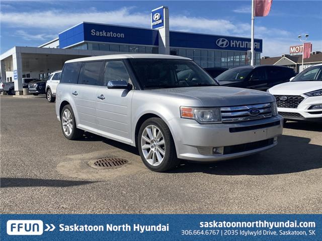 2010 Ford Flex Limited (Stk: 40438A) in Saskatoon - Image 1 of 6
