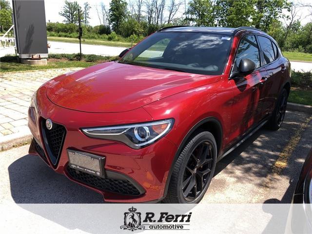 2019 Alfa Romeo Stelvio ti (Stk: 390AR) in Oakville - Image 1 of 5