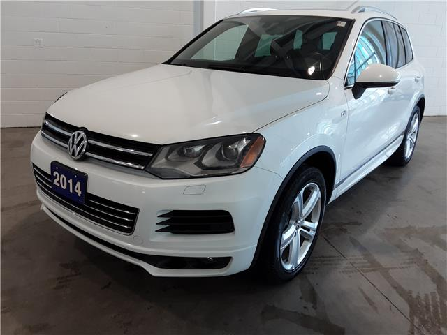2014 Volkswagen Touareg 3.0 TDI Execline (Stk: AC20019A) in Sault Ste. Marie - Image 1 of 18