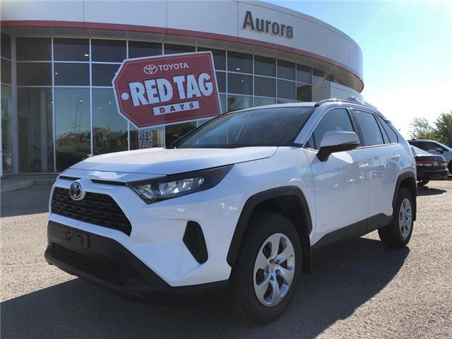 2020 Toyota RAV4 LE (Stk: 31932) in Aurora - Image 1 of 15