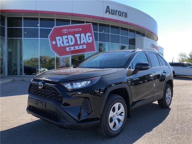 2020 Toyota RAV4 LE (Stk: 32040) in Aurora - Image 1 of 15