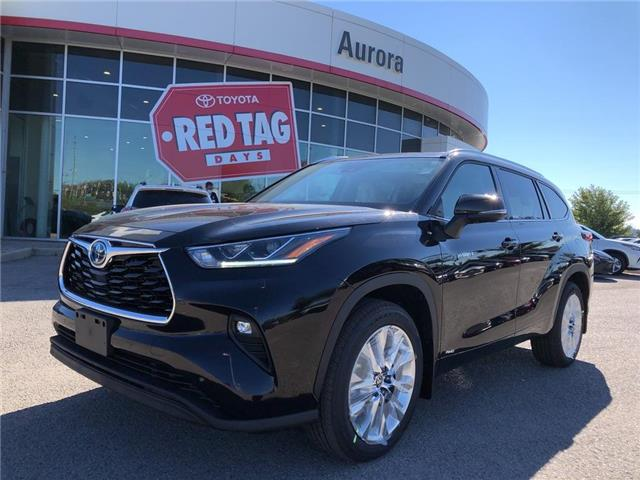 2020 Toyota Highlander Hybrid Limited (Stk: 32036) in Aurora - Image 1 of 15