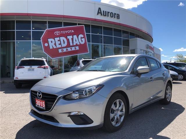 2015 Mazda Mazda3 Sport GX (Stk: 320171) in Aurora - Image 1 of 22