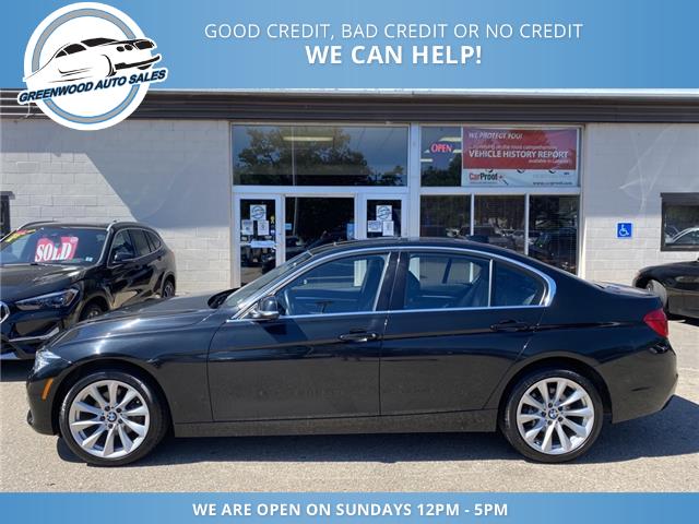 2016 BMW 328i xDrive (Stk: 16-04096) in Greenwood - Image 1 of 28