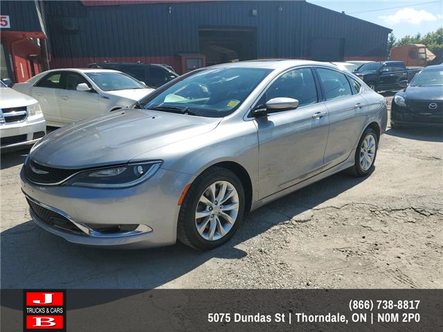2015 Chrysler 200 C (Stk: 6356) in Thordale - Image 1 of 12
