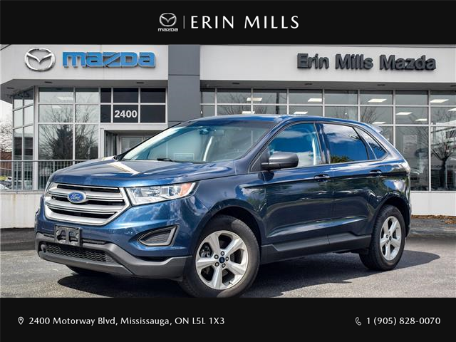 2017 Ford Edge SE (Stk: 20-0263A) in Mississauga - Image 1 of 10