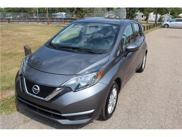 2018 Nissan Versa Note 1.6 SV (Stk: P1900) in Regina - Image 1 of 15