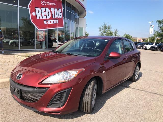 2010 Mazda Mazda3 Sport  (Stk: 320061) in Aurora - Image 1 of 10