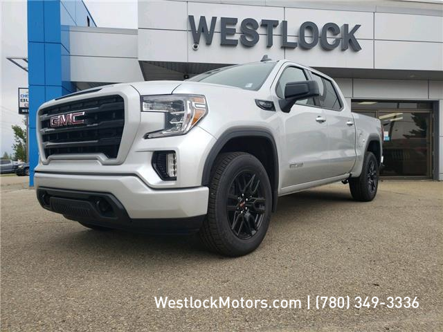 2020 GMC Sierra 1500 Elevation (Stk: 60981) in Westlock - Image 1 of 18