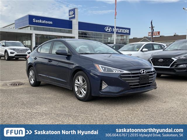 2020 Hyundai Elantra Preferred (Stk: B7666) in Saskatoon - Image 1 of 18