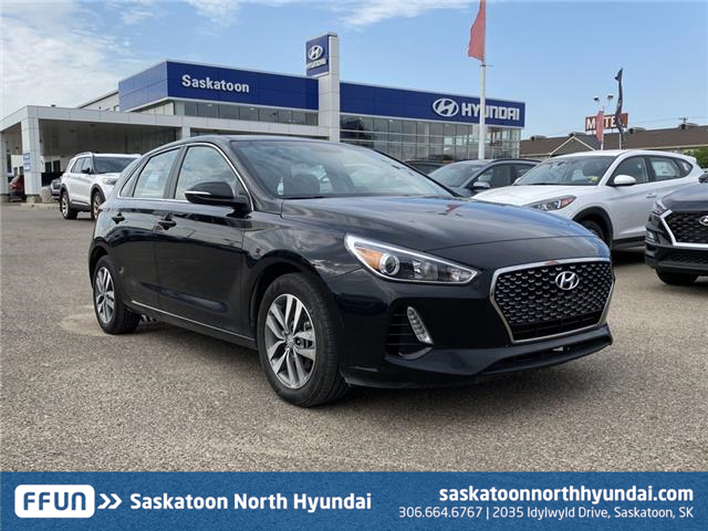 2019 Hyundai Elantra GT Preferred KMHH35LE1KU088126 B7665 in Saskatoon