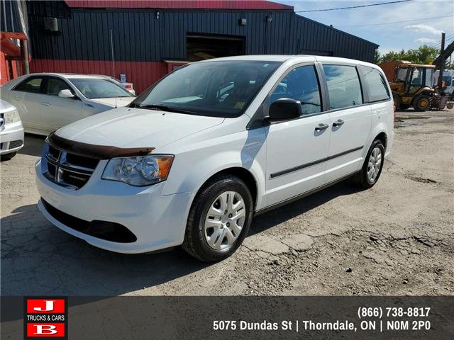 2015 Dodge Grand Caravan SE/SXT (Stk: 6343) in Thordale - Image 1 of 7