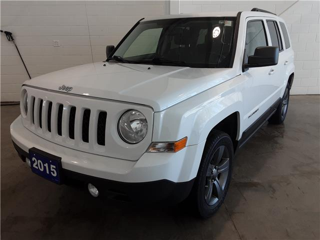 2015 Jeep Patriot Sport/North (Stk: J20006A) in Sault Ste. Marie - Image 1 of 21