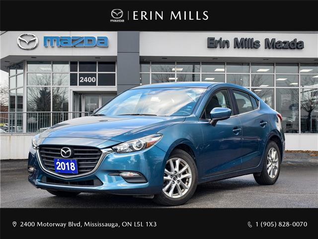 2018 Mazda Mazda3 GS (Stk: R0188) in Mississauga - Image 1 of 23