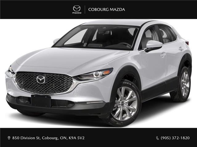 2021 Mazda CX-30 GS (Stk: 21002) in Cobourg - Image 1 of 9
