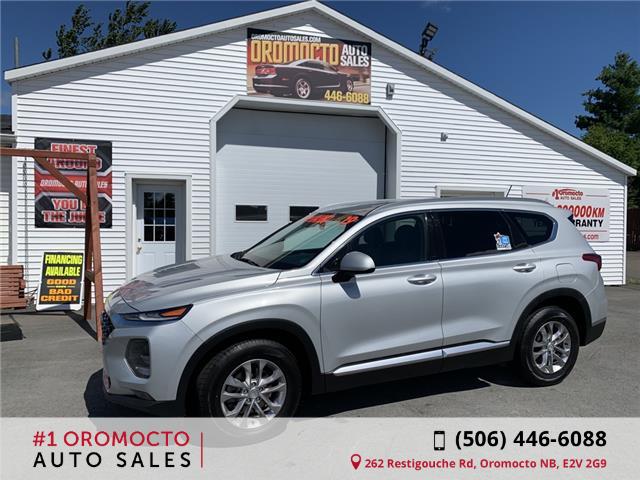 2019 Hyundai Santa Fe ESSENTIAL (Stk: 895) in Oromocto - Image 1 of 3