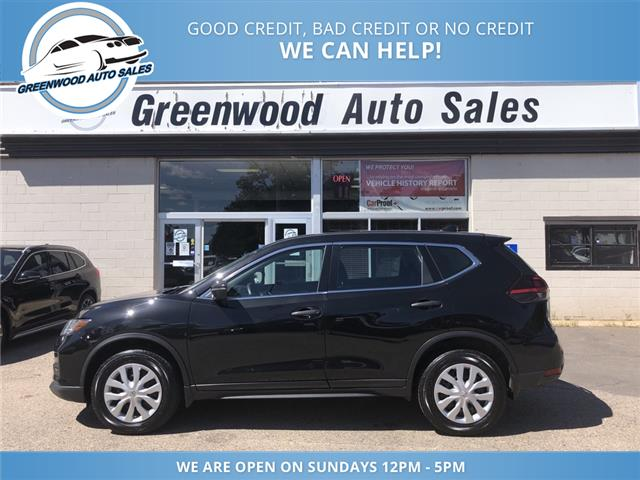 2018 Nissan Rogue S (Stk: 18-08258) in Greenwood - Image 1 of 22