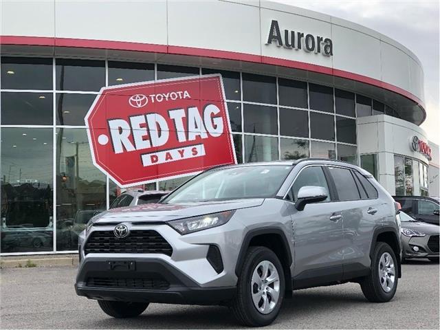 2020 Toyota RAV4 LE (Stk: 32038) in Aurora - Image 1 of 15