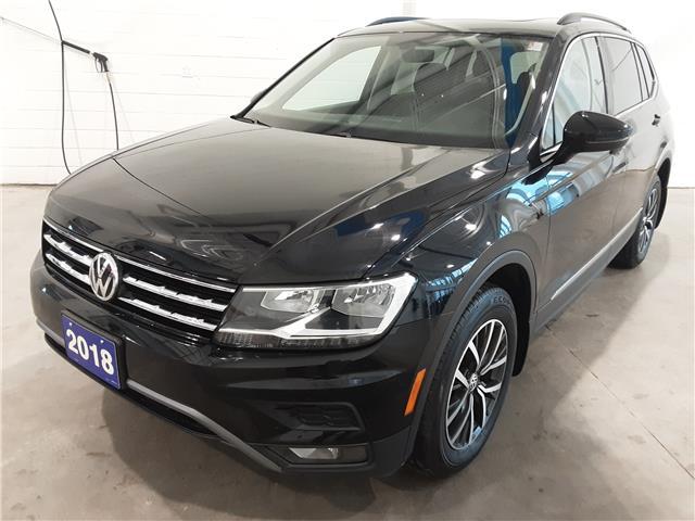 2018 Volkswagen Tiguan Comfortline (Stk: V0515) in Sault Ste. Marie - Image 1 of 21